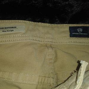 Anthropologie Beige Jeans